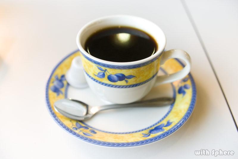 ブレンドコーヒー(450円・税込み)